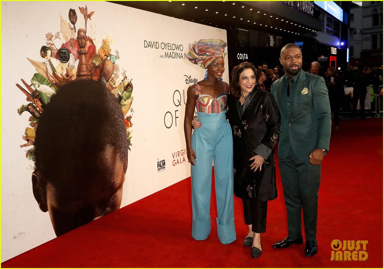 lupita nyongo john boyega premiere queen of katwe bfi london 20