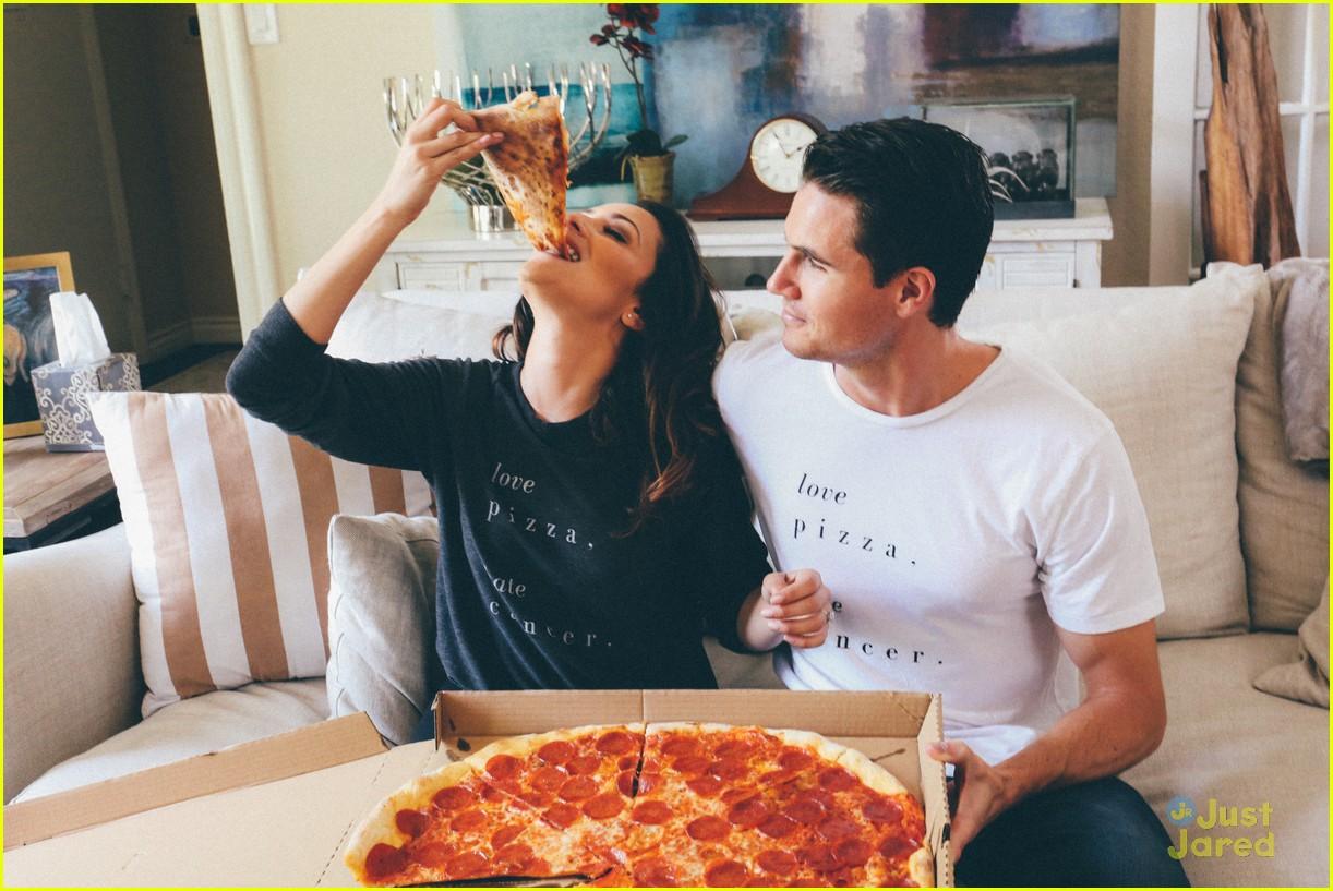 italia ricci love pizza hate cancer shirt good hyouman 01