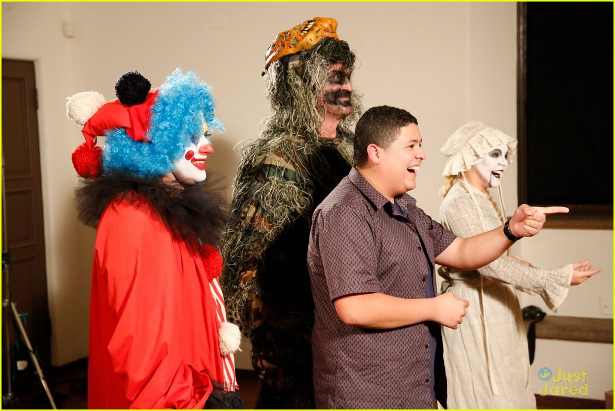 rico rodriguez jace norman nickelodeon halloween special 10