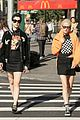 kristen st vincent grab lunch together in nyc01616mytext