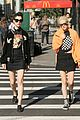 kristen st vincent grab lunch together in nyc01717mytext