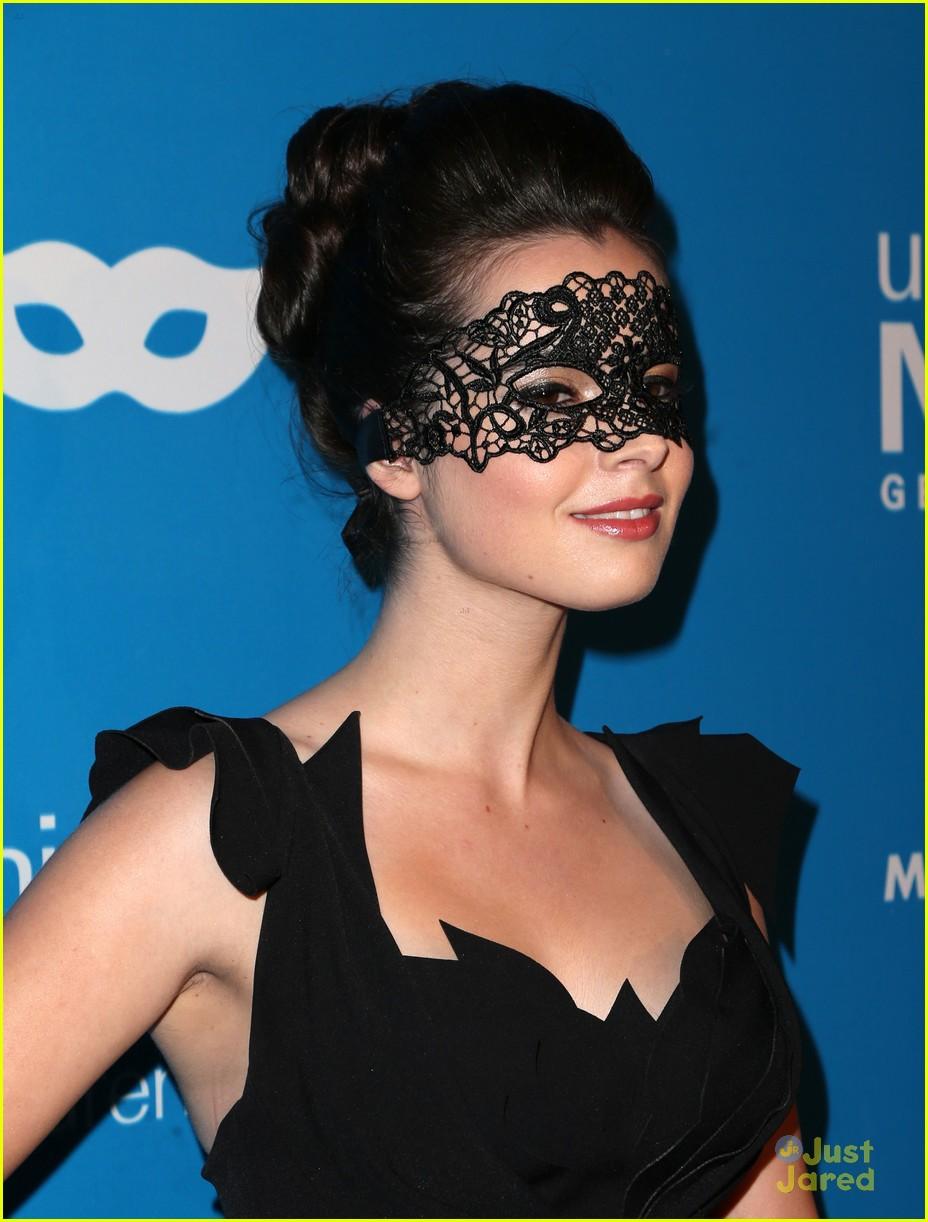 vanessa marano alexandra chando more unicef masquerade ball 14