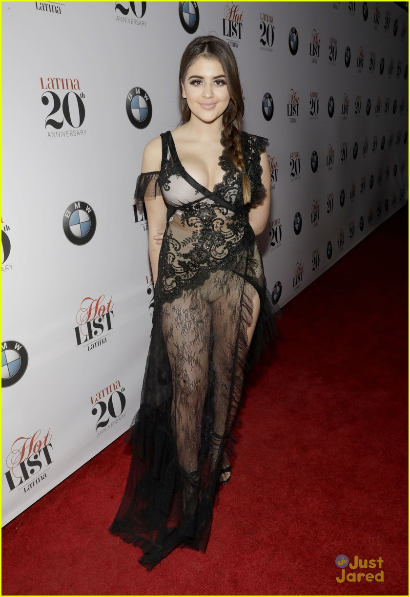 aimee carrero jenna ortega more latina20 party 22