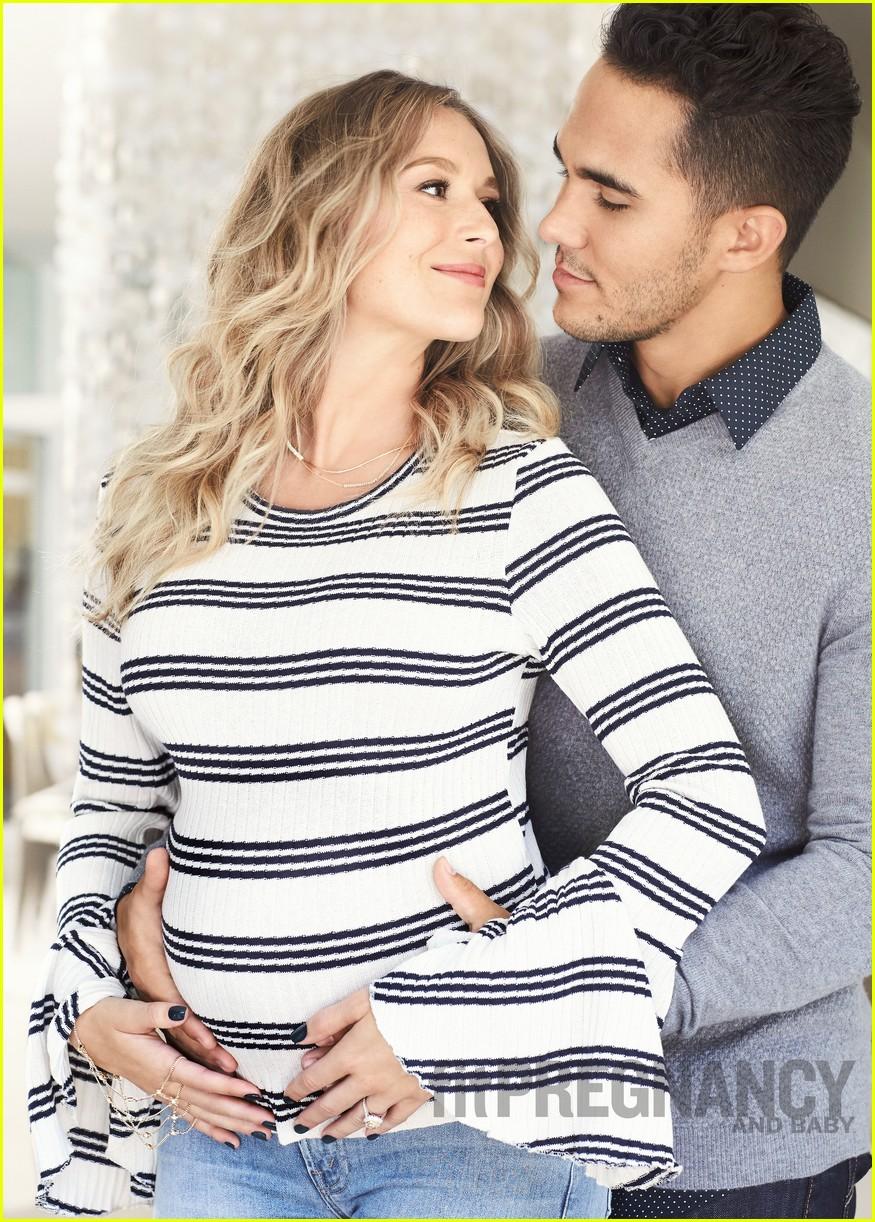 alexa carlos penavega fit pregnancy and baby cover 01