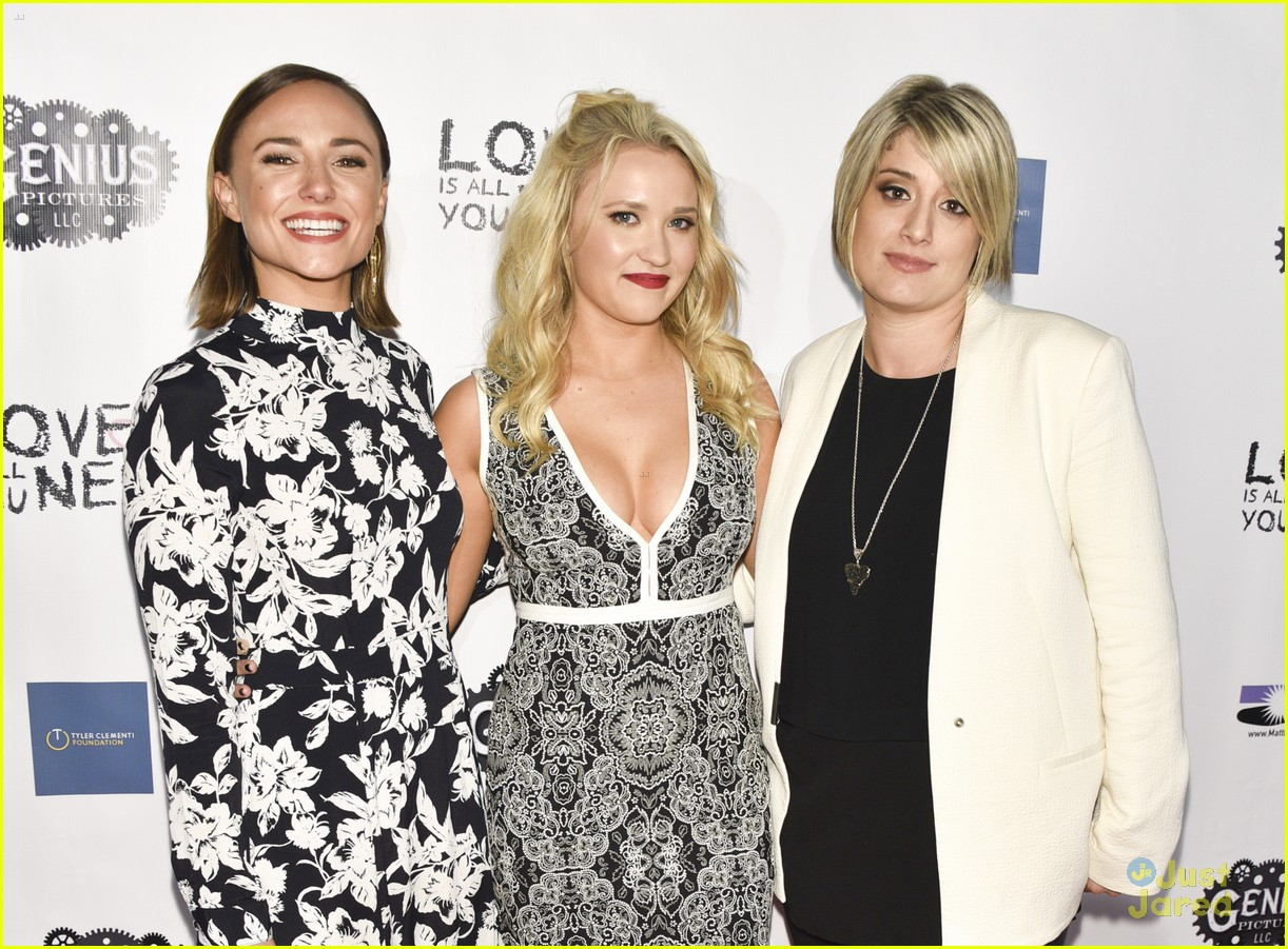 emily osment briana evigan love all need screening 09