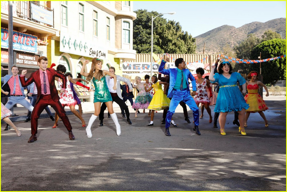 hairspray live thanksgiving parade performance 06