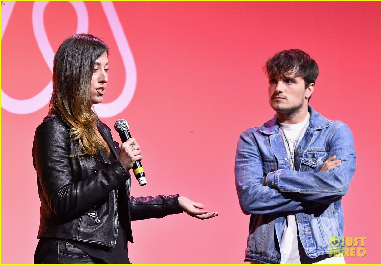 josh hutcherson supports lgbt community at airbnb open la 04