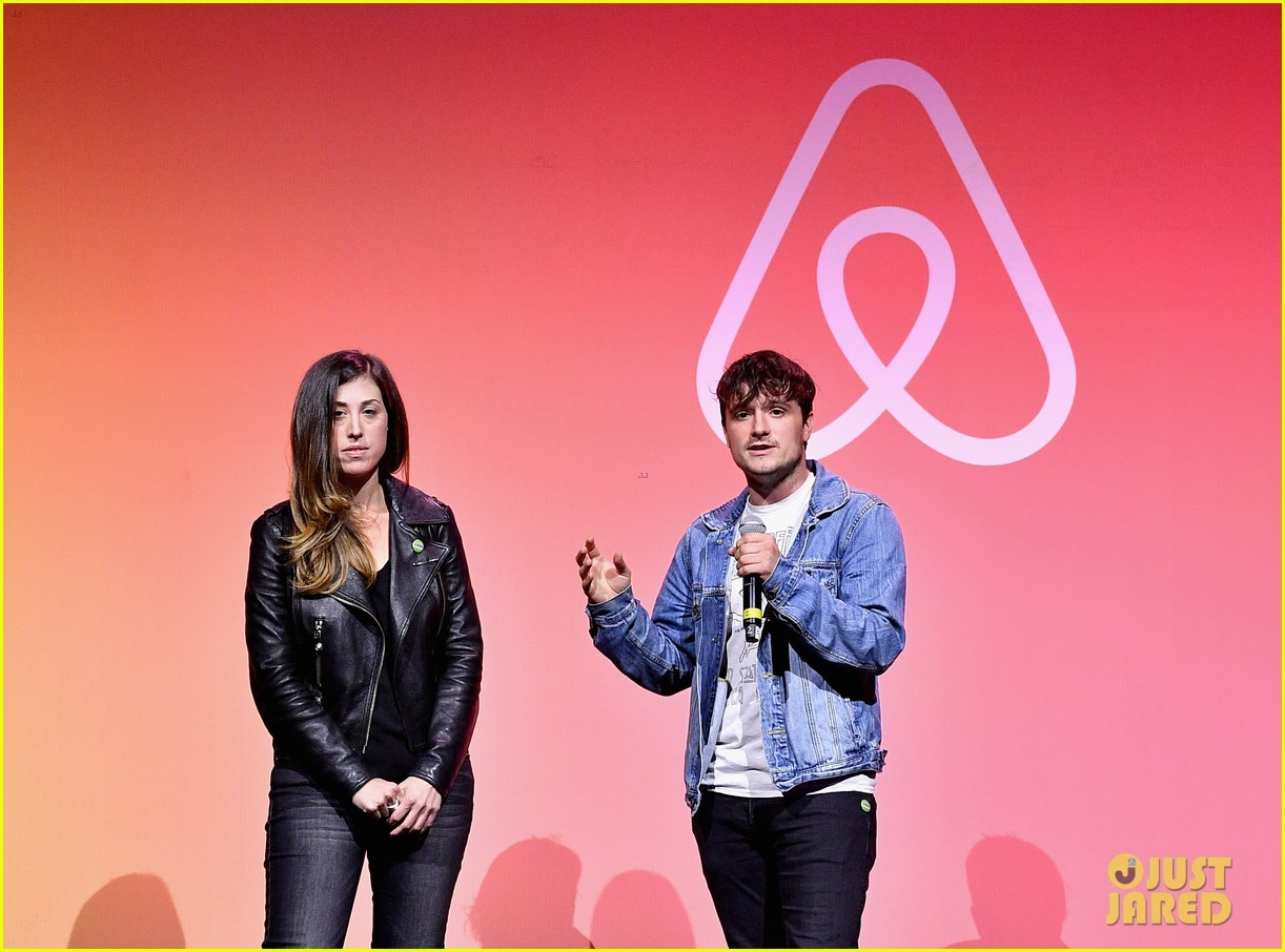 josh hutcherson supports lgbt community at airbnb open la 07