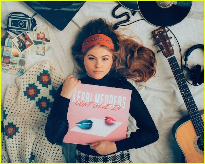 kerri medders dont give up song stream 01