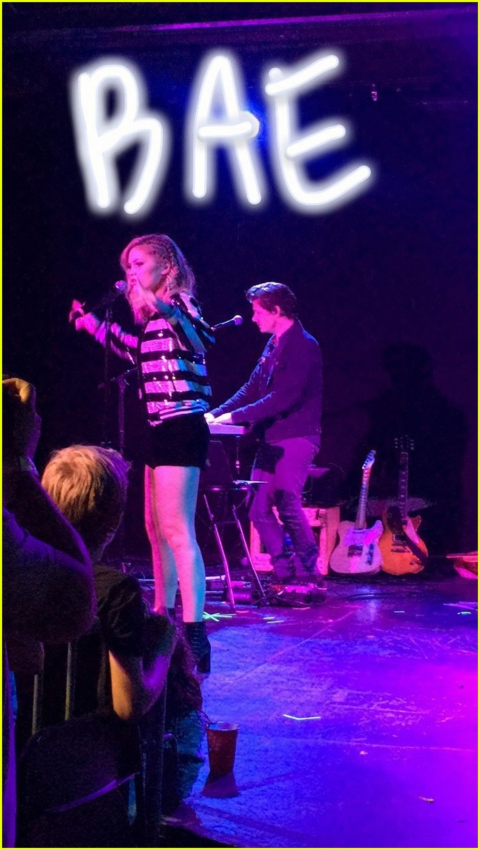 olivia holt houston concert ig takeover 02