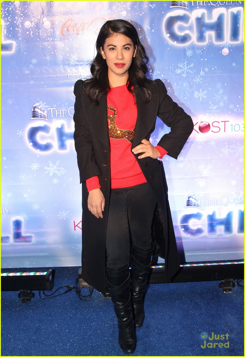ronni hawk chrissie fit chill event winter style 05
