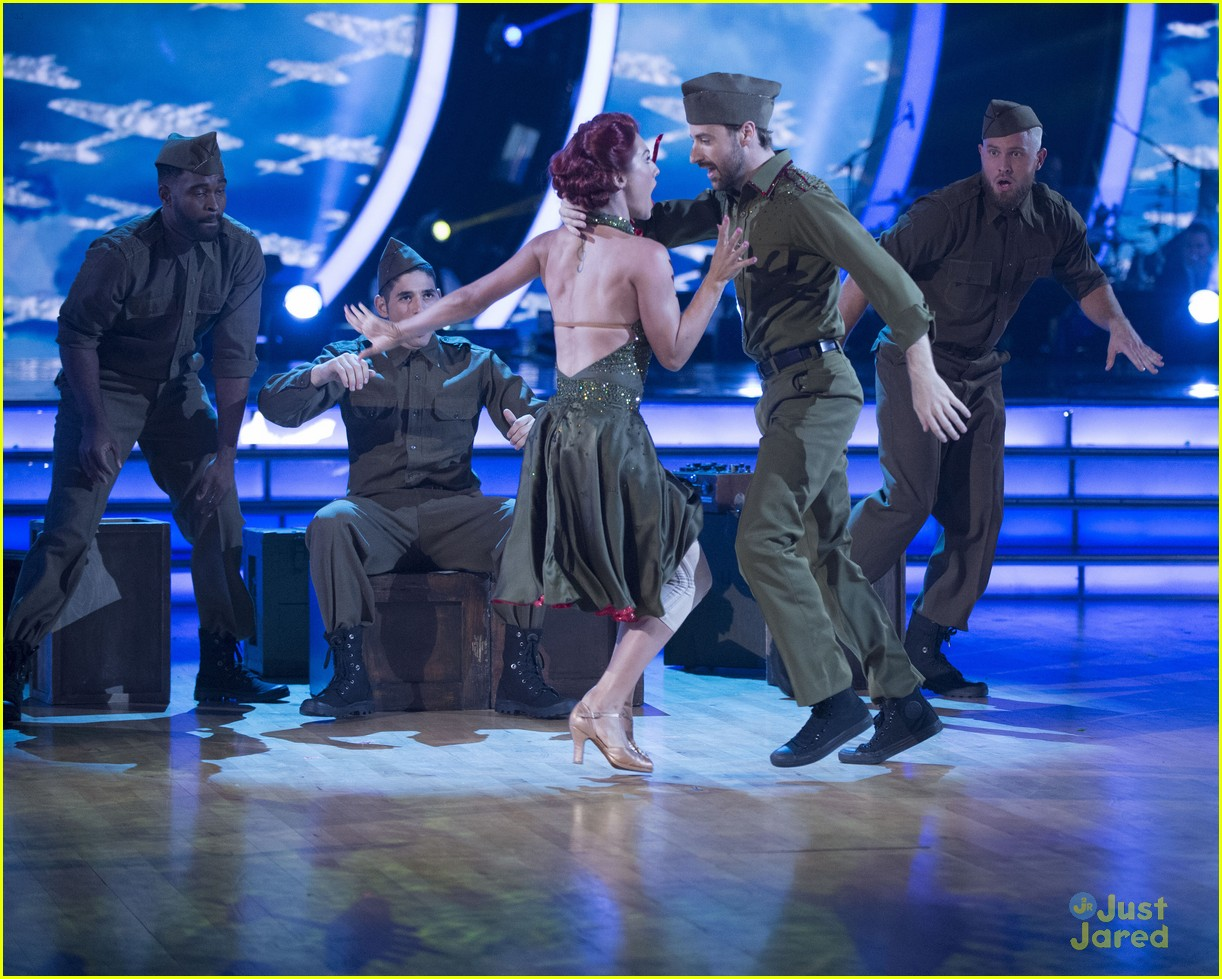 Sharna Burgess Opens About Knee Injury In Exclusive DWTS