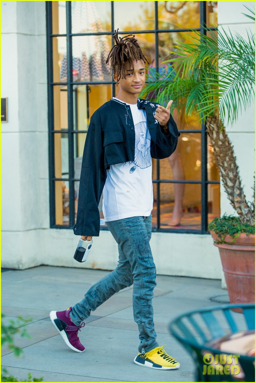jaden smith plans on channeling doctor strange for the rest of his life 10