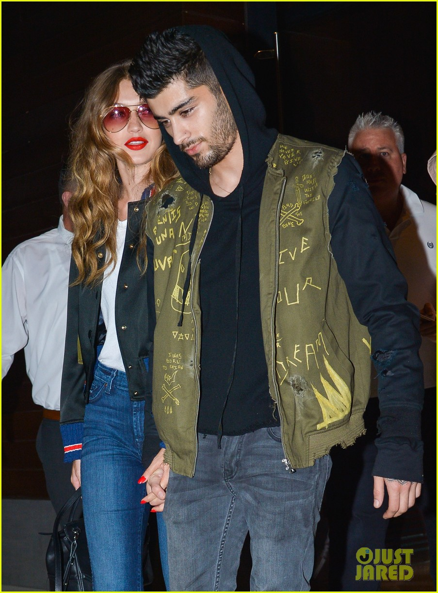 Are gigi hadid and zayn malik dating