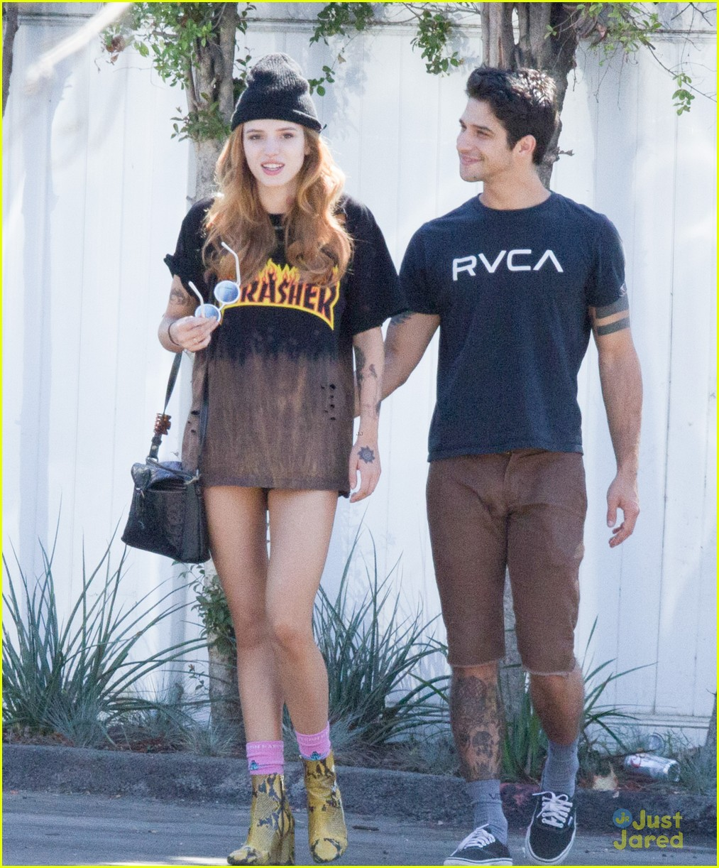 Bella Thorne Tyler Posey Split What Went Wrong Photo 1059115