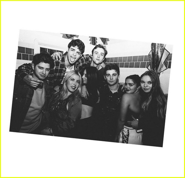 jack griffo 20 birthday party ross lynch 02