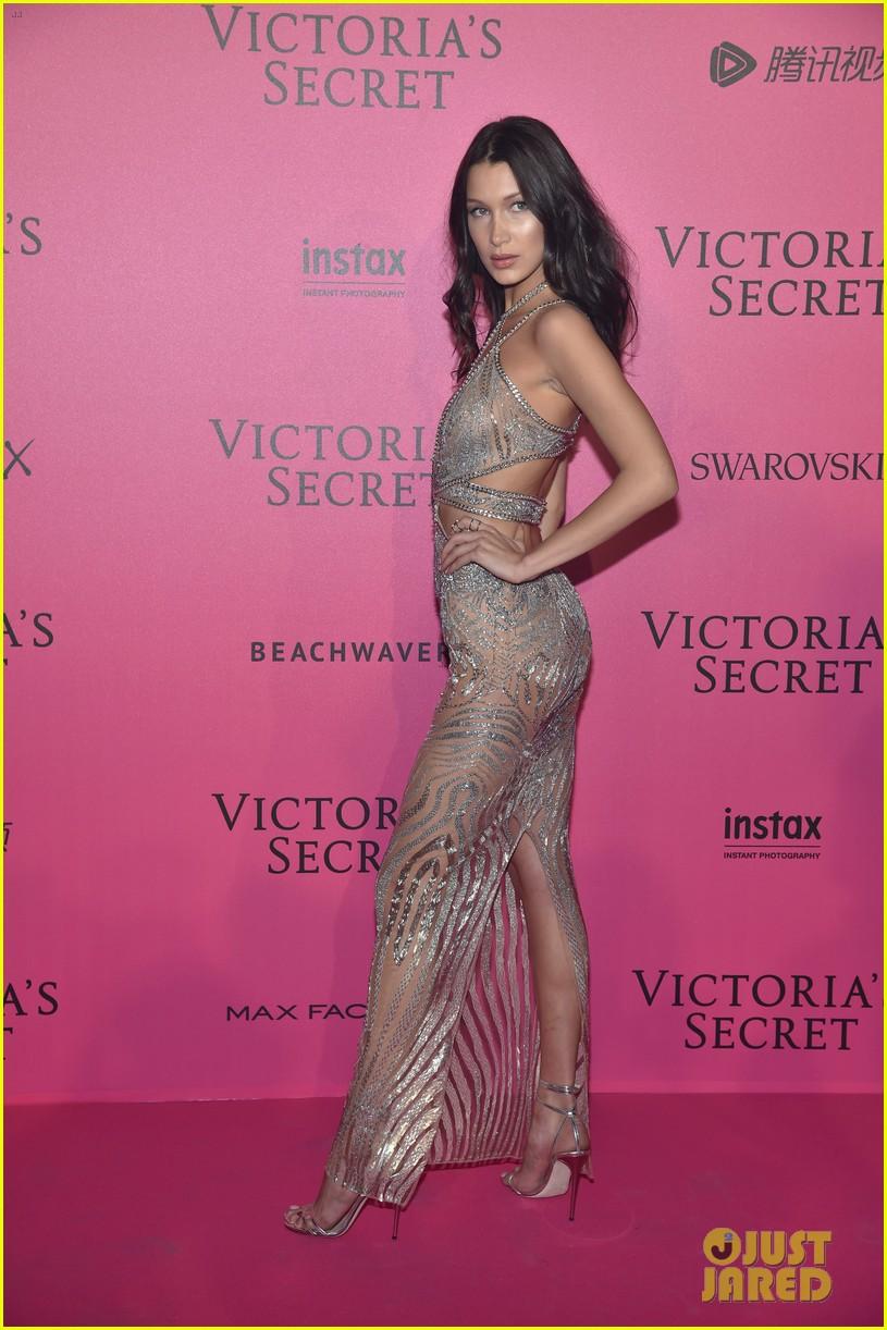 Kendall Jenner, Gigi, & Bella Hadid Shine at the Victoria\'s Secret ...
