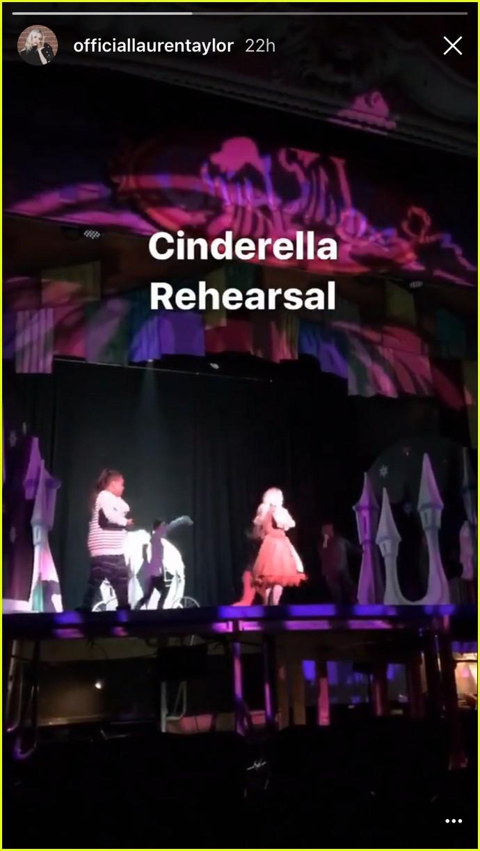 lauren taylor cinderella transformation story 01