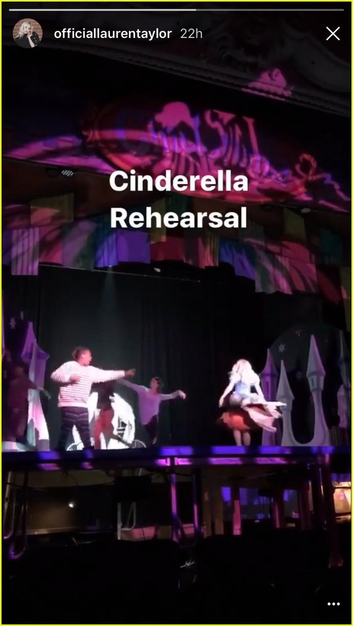 lauren taylor cinderella transformation story 02