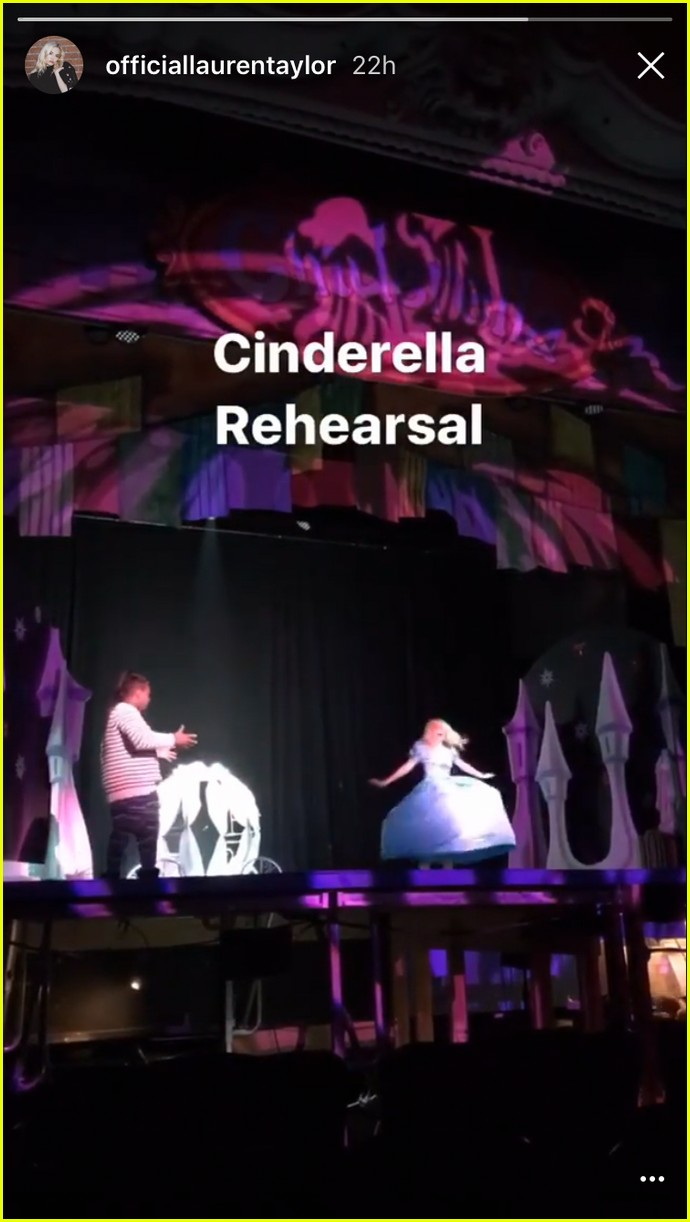 lauren taylor cinderella transformation story 04
