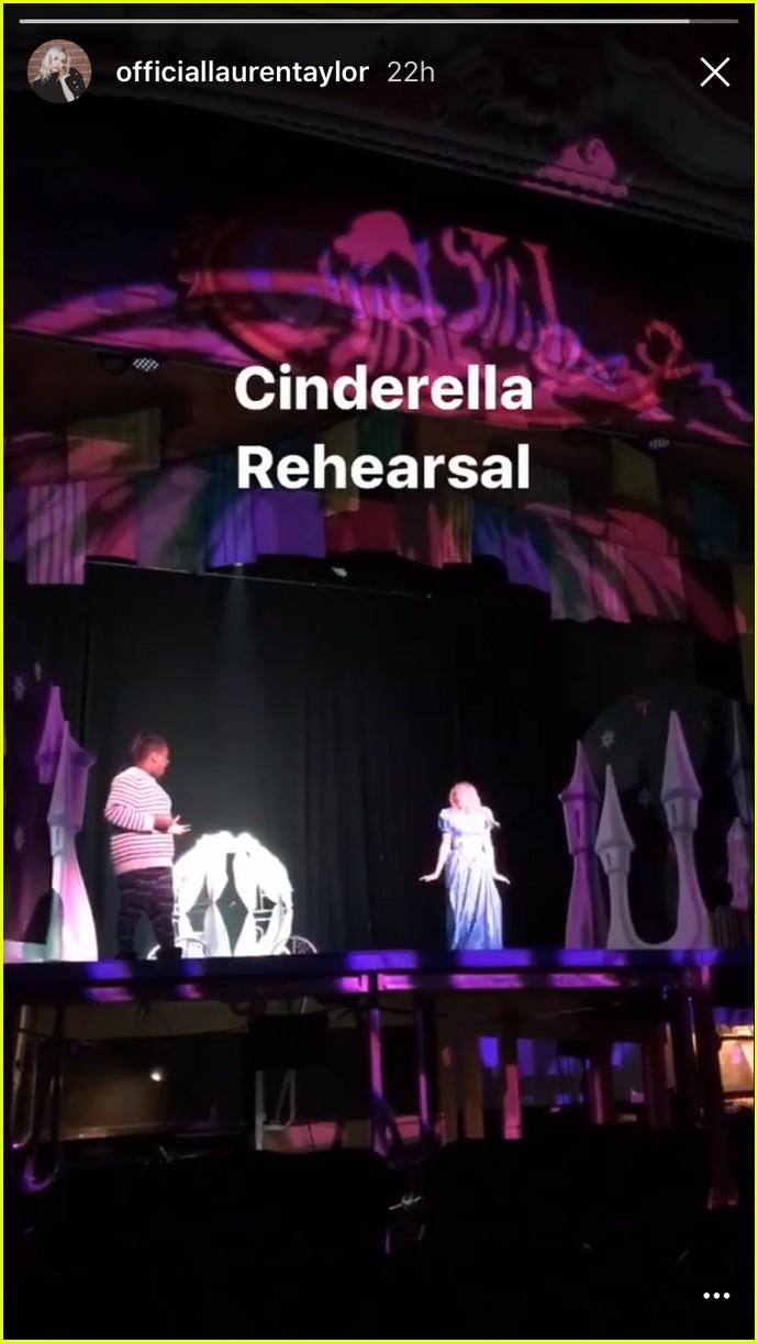 lauren taylor cinderella transformation story 05