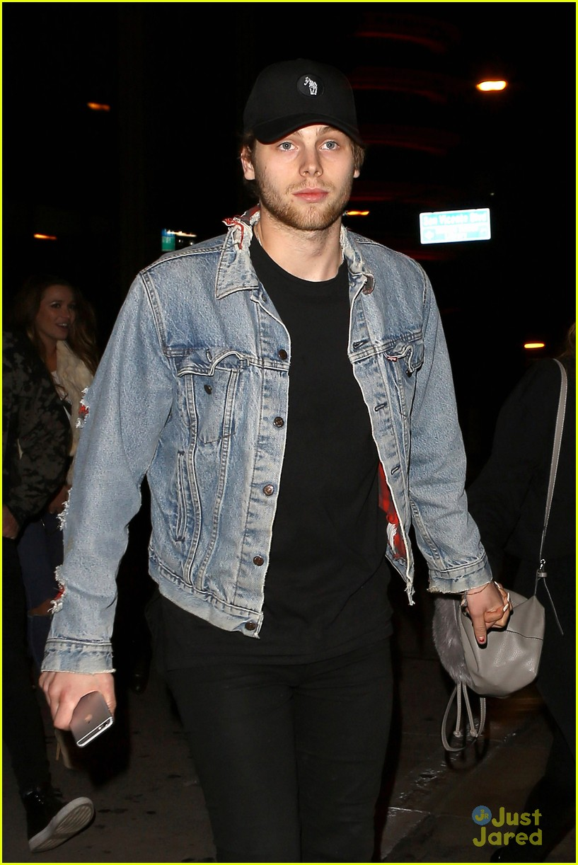 luke hemmings girlfriend arzaylea catch la date 03