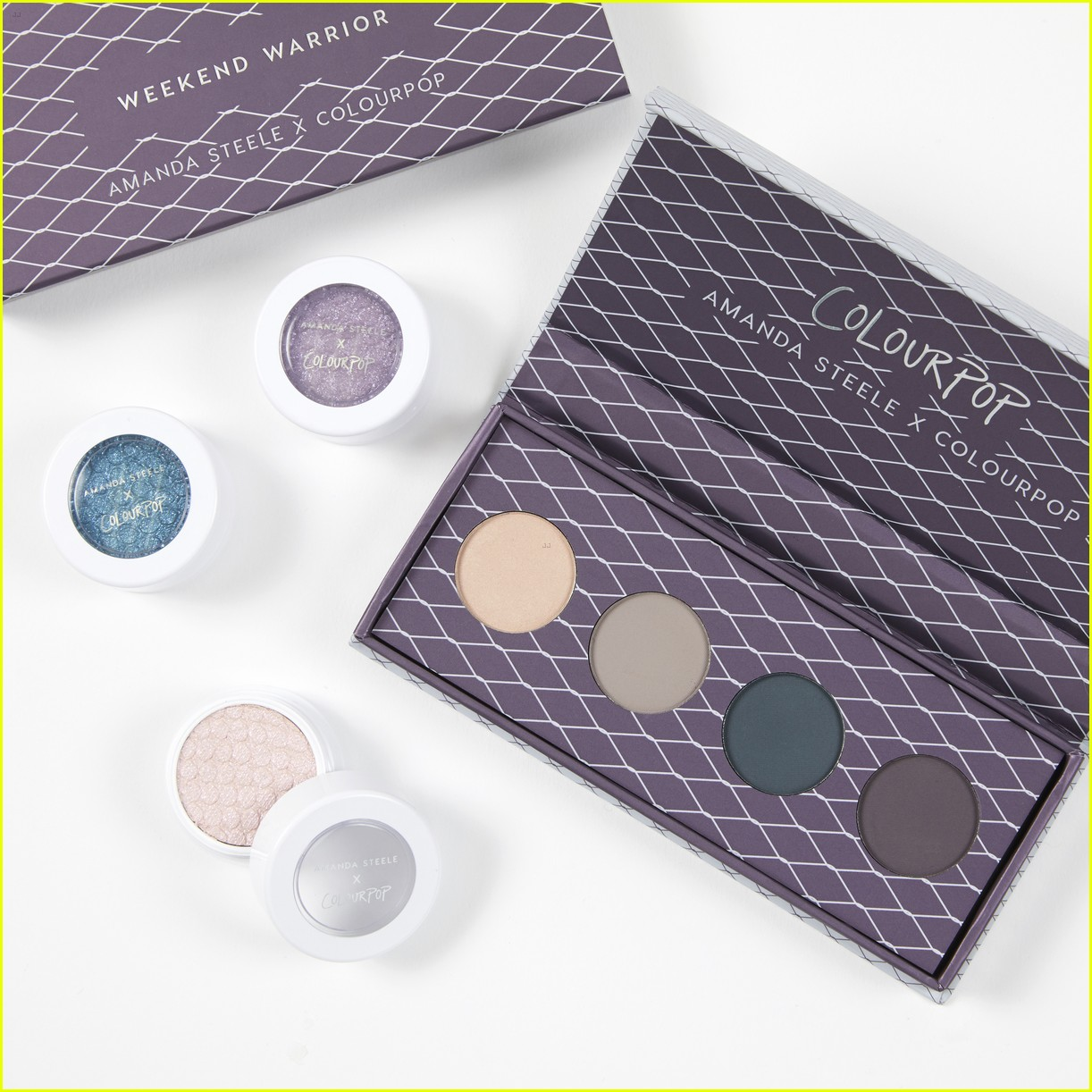 amanda steele collabs colourpop cosmetics collection 02