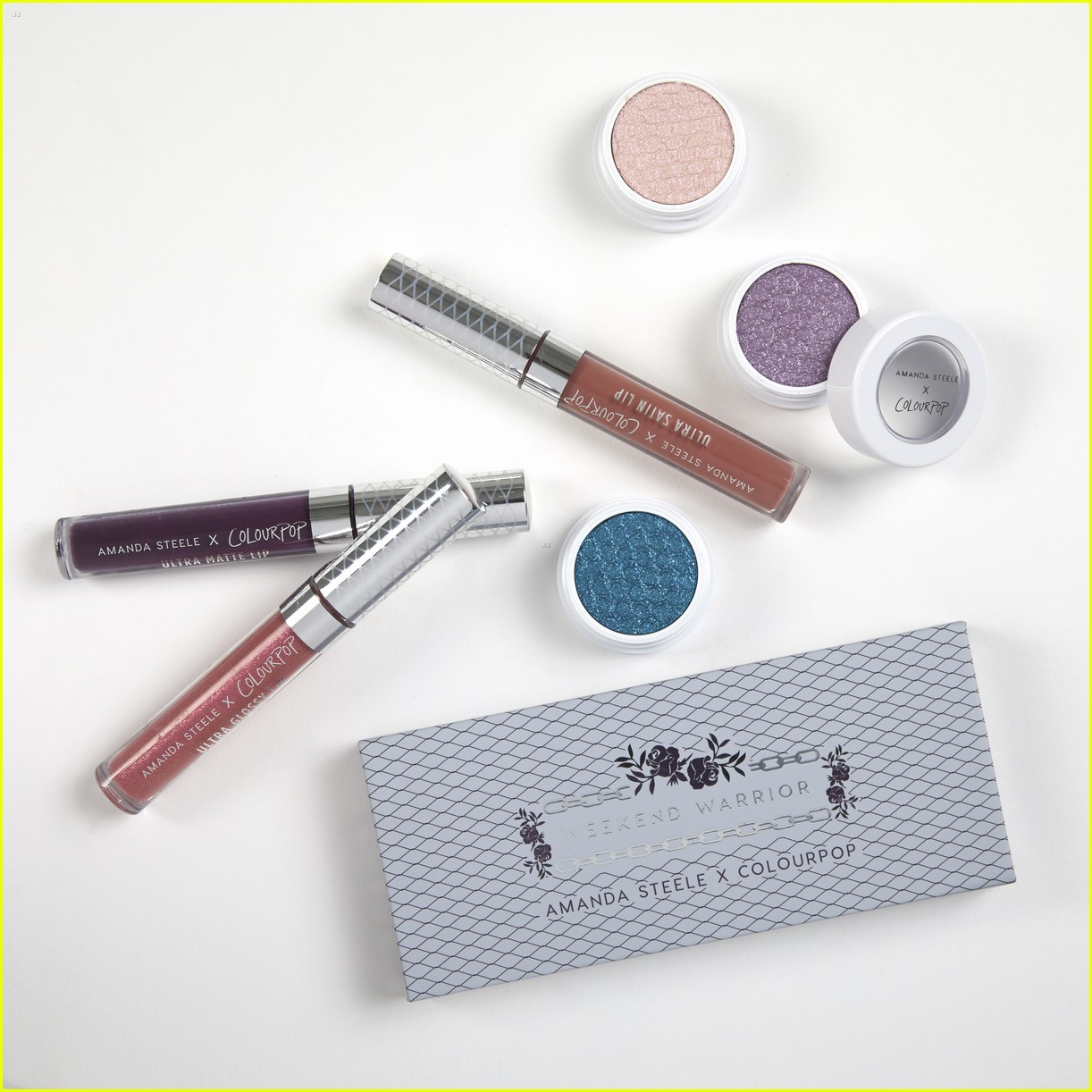 amanda steele collabs colourpop cosmetics collection 07