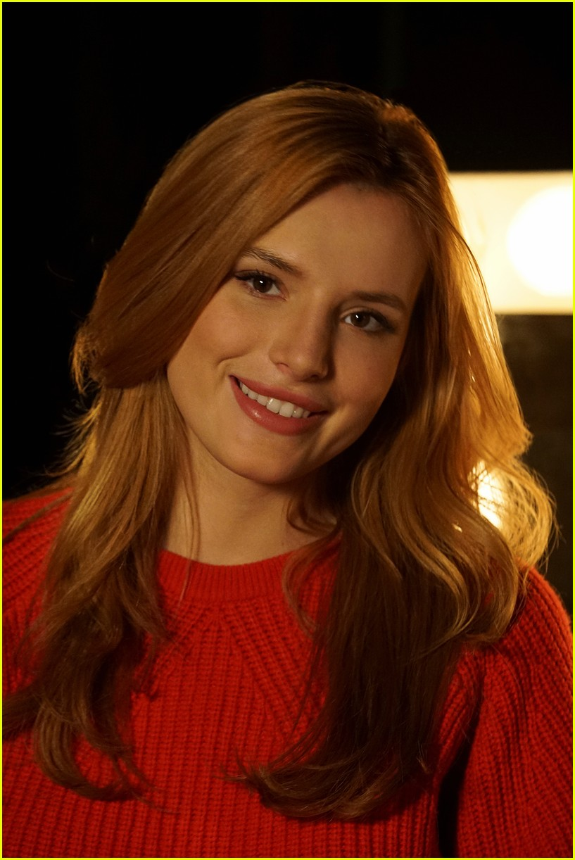 bella thorne is gearing up for the famous in love premiere see the new cast portraits 01