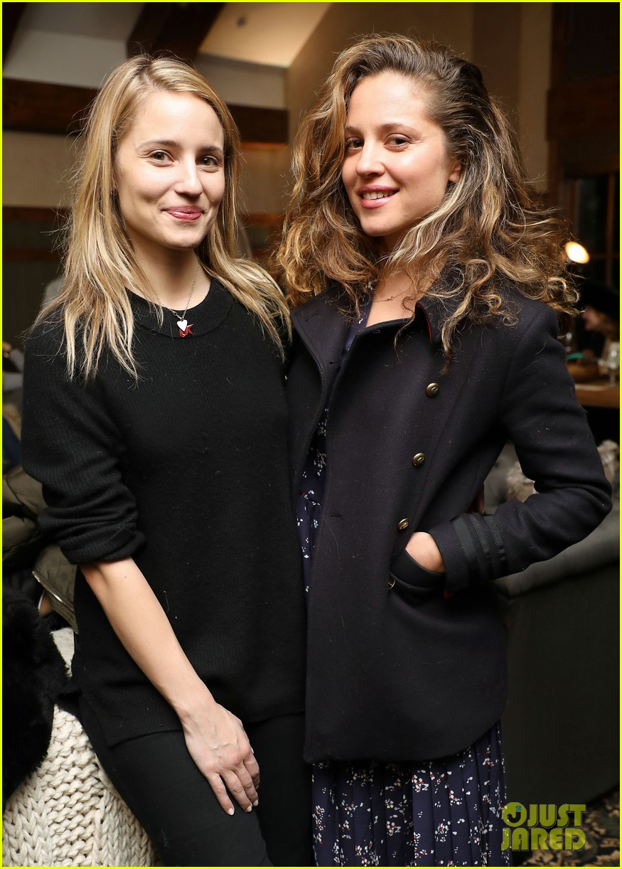 dianna agron and margaret qualley premiere novitiate at sundance2 01