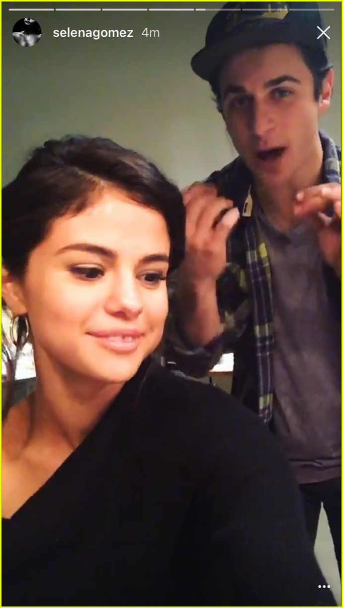selena gomez and david henrie reunite imagine where wizards characters are today 09