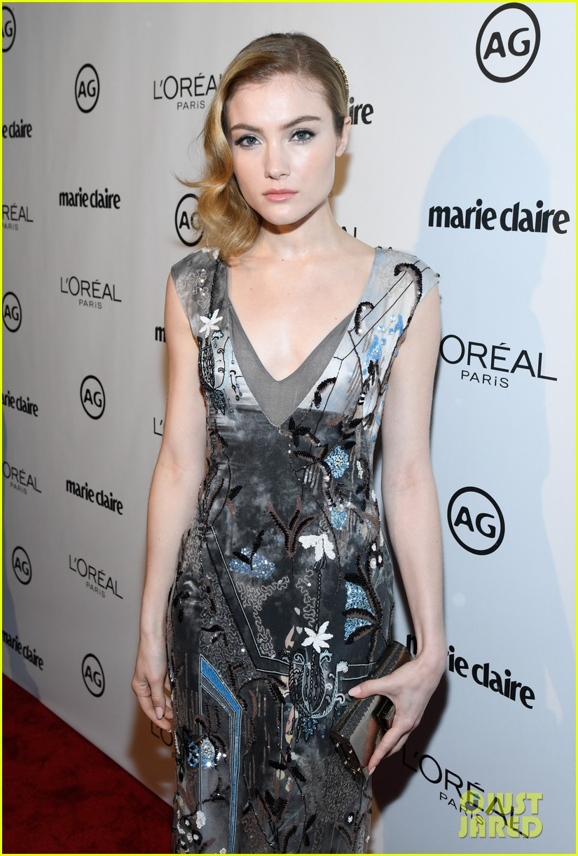 kylie jenner olivia holt dove cameron marie claire event 22