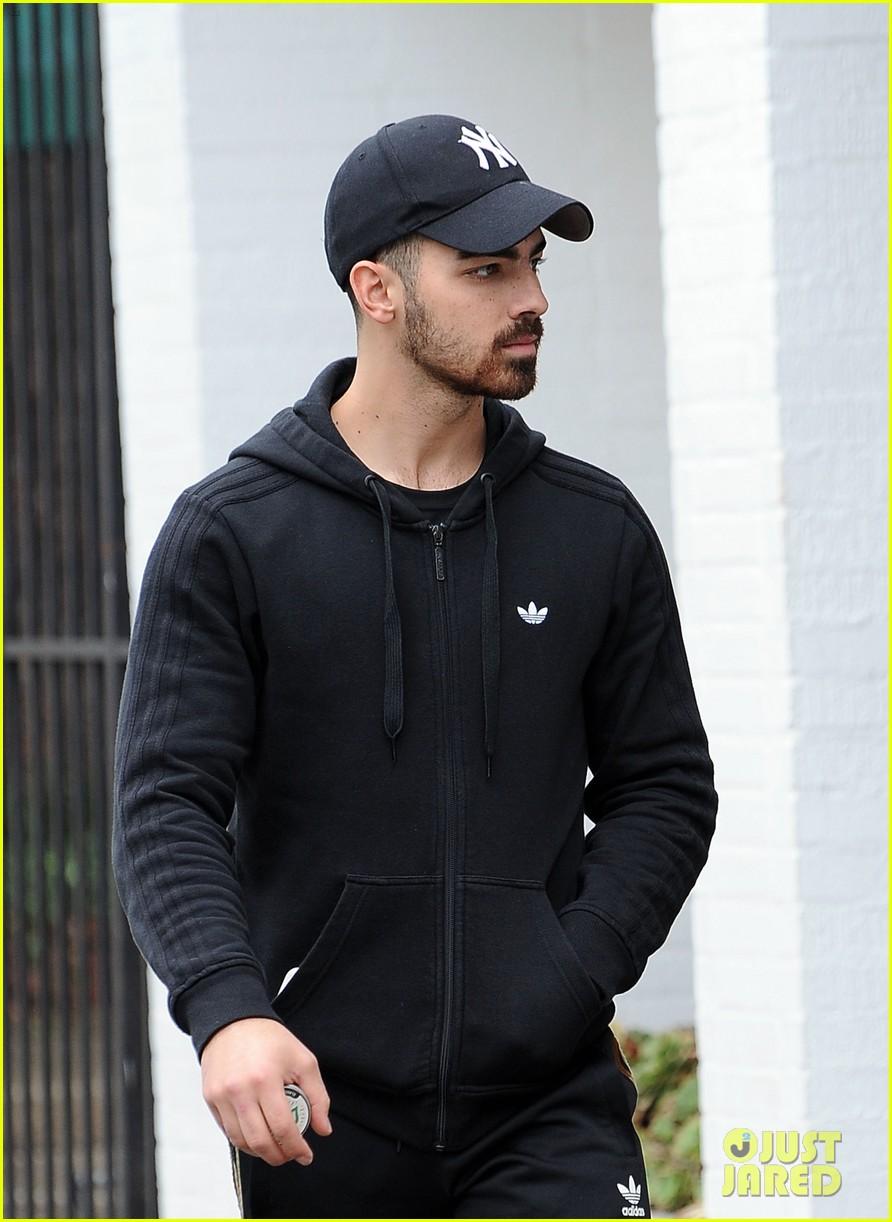 Joe Jonas Strips Down for Steamy Guess Underwear Campaign
