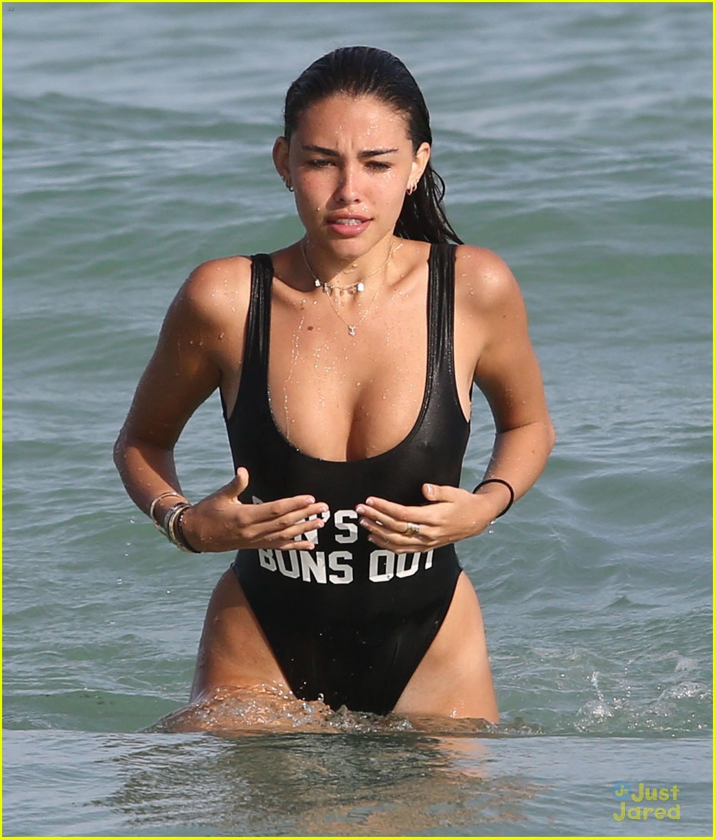madison beer jack gilinsky suns out miami 43