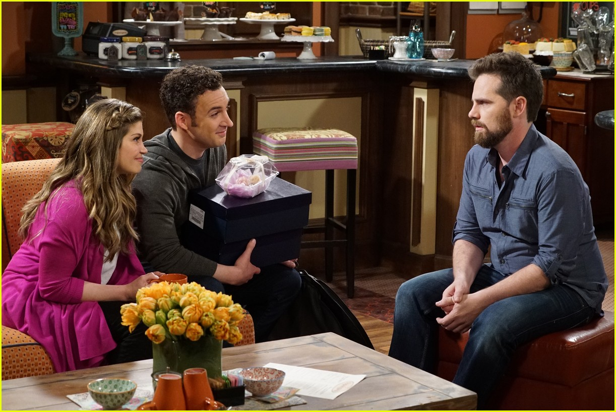 rider strong talks girl meets world cancellation 01