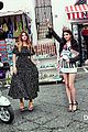 zendaya looks stunning in festive new dolce and gabbana womens campaign 09
