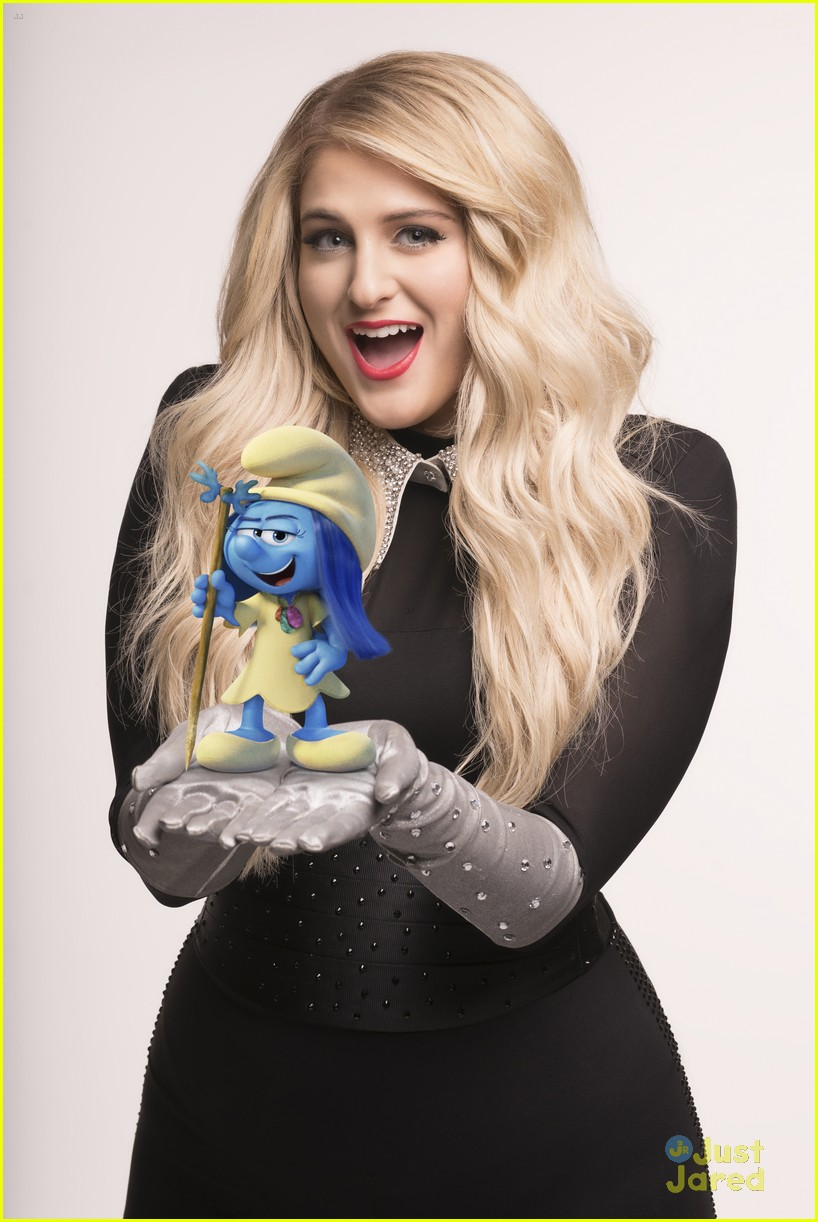 ariel winter demi lovato smurfs character images 03