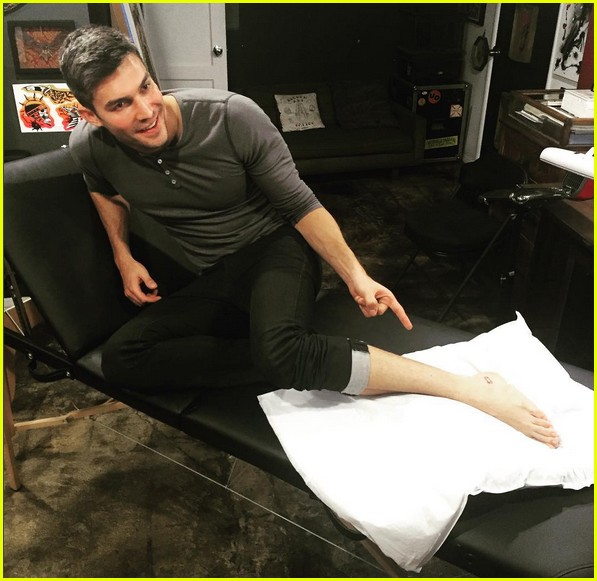 baby daddy cast tattoos 100th episode 04