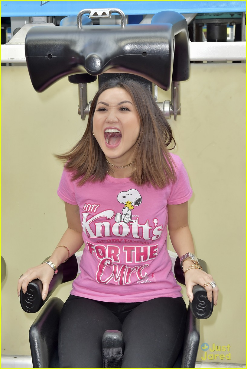 brenda song knotts for cure event 14