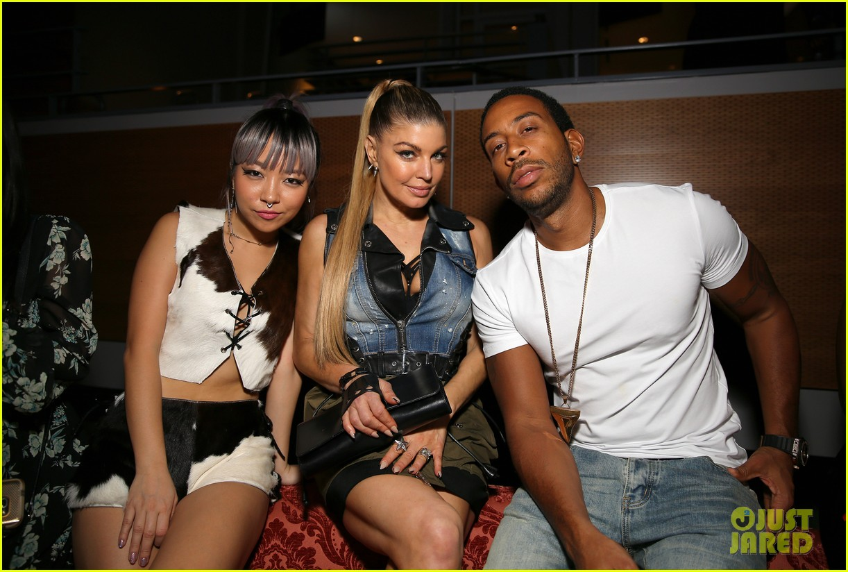 fergie dnce hit up annual maxim super bowl party 14