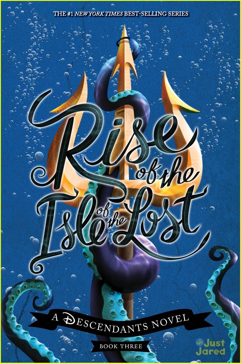 isle lost book three cover reveal descendants 01