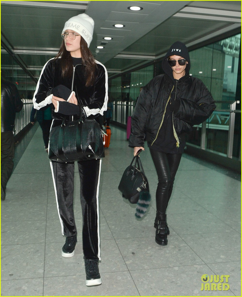 kendall jenner gets in fun before london fashion week shows 18