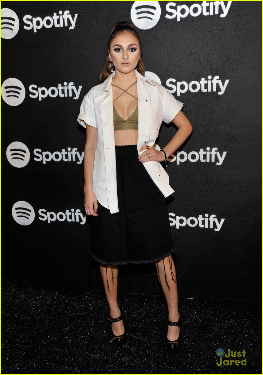 maia mitchell spotify party talks callie arrest fosters 07