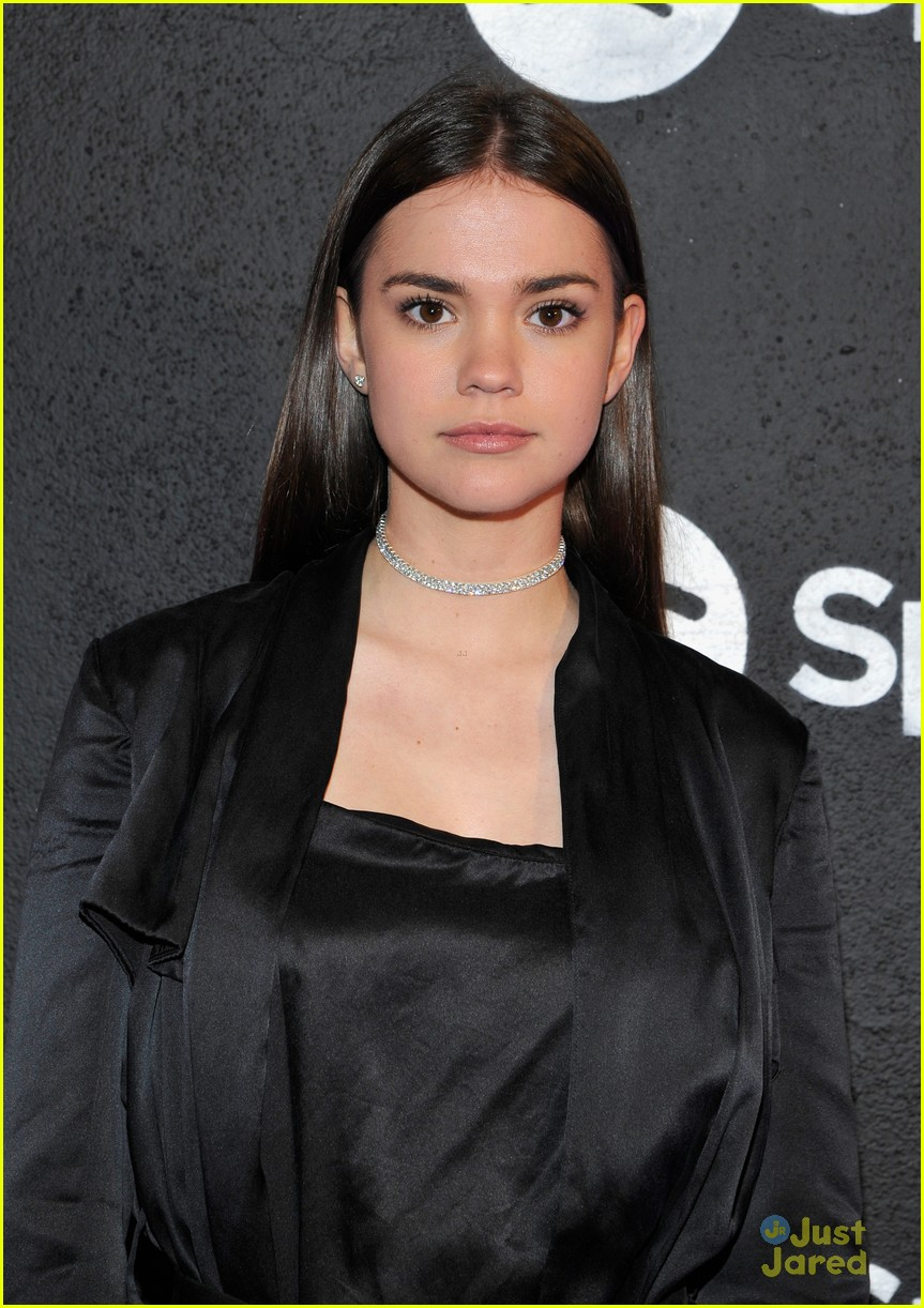 maia mitchell spotify party talks callie arrest fosters 10
