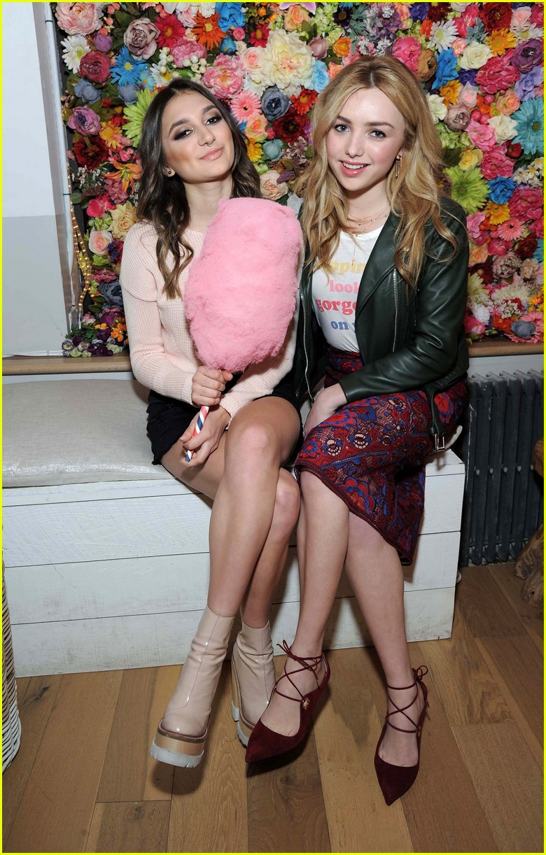peyton list doesn t care about how guys want her to dress photo