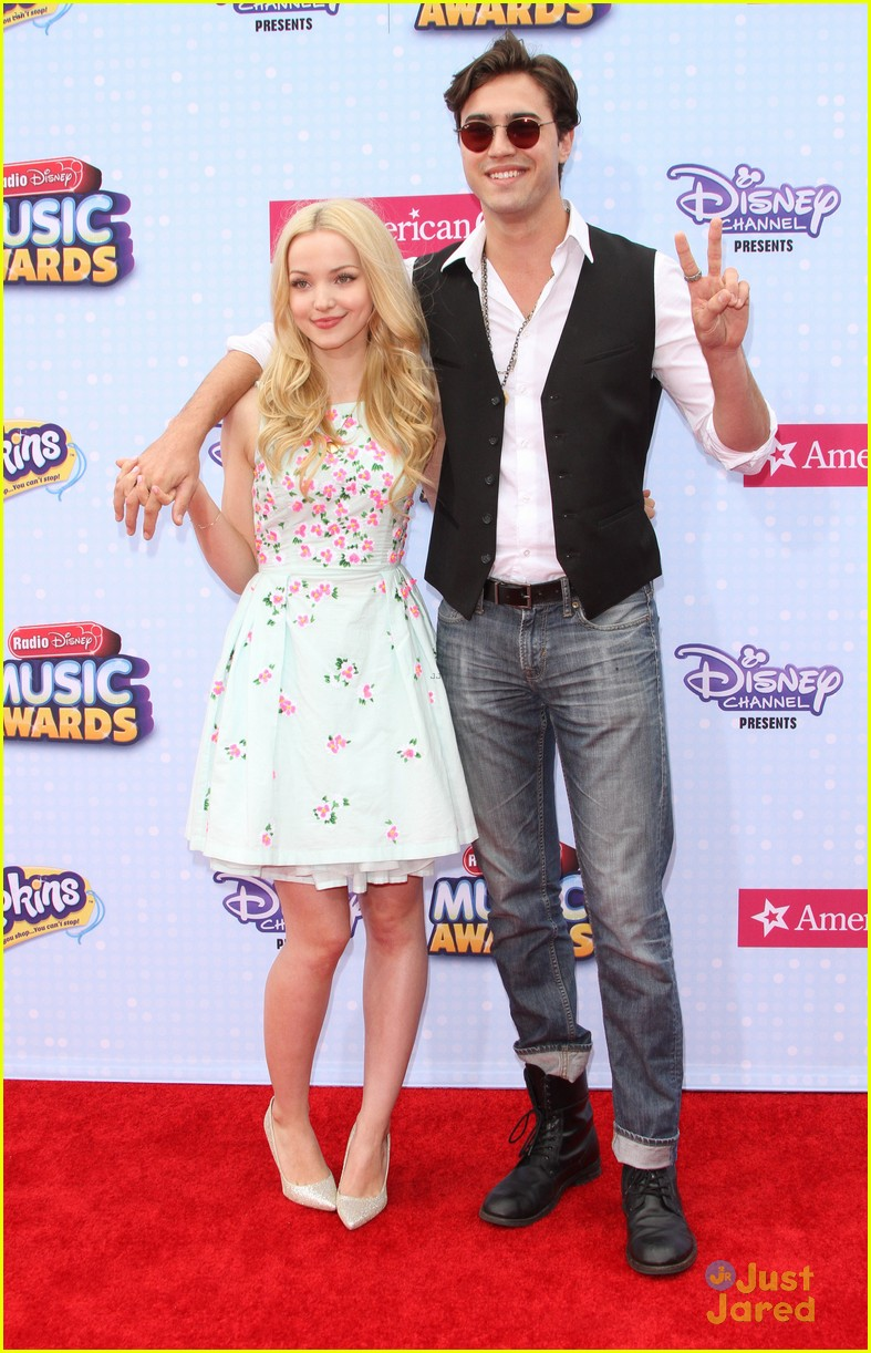 ryan mccartan dove cameron gossip terrible 01