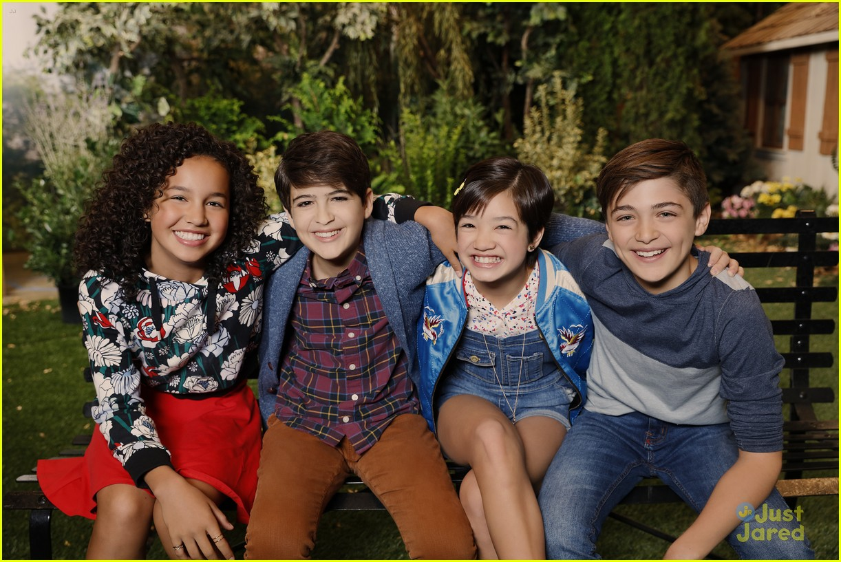 andi mack cast reveals fave disney shows 03