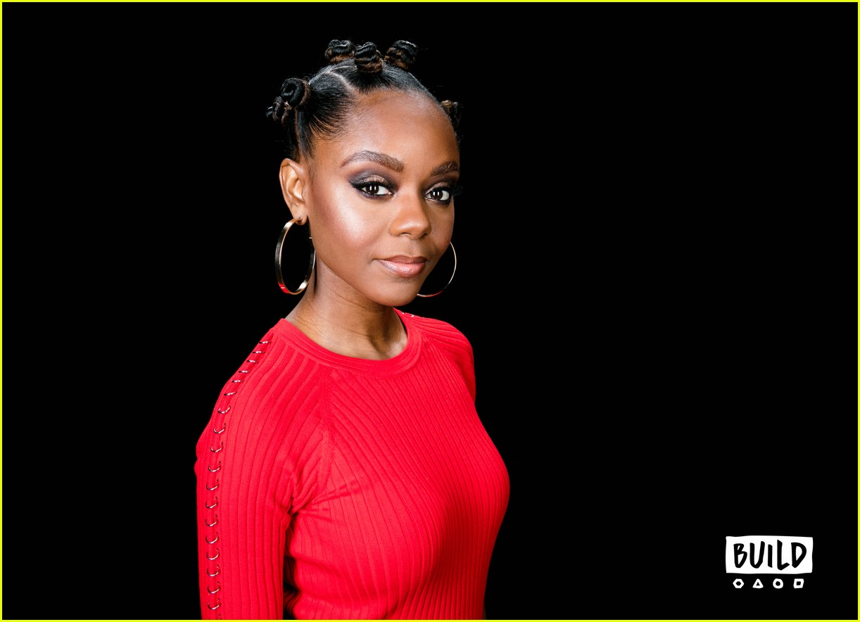 ashleigh murray aol studios nyc 02