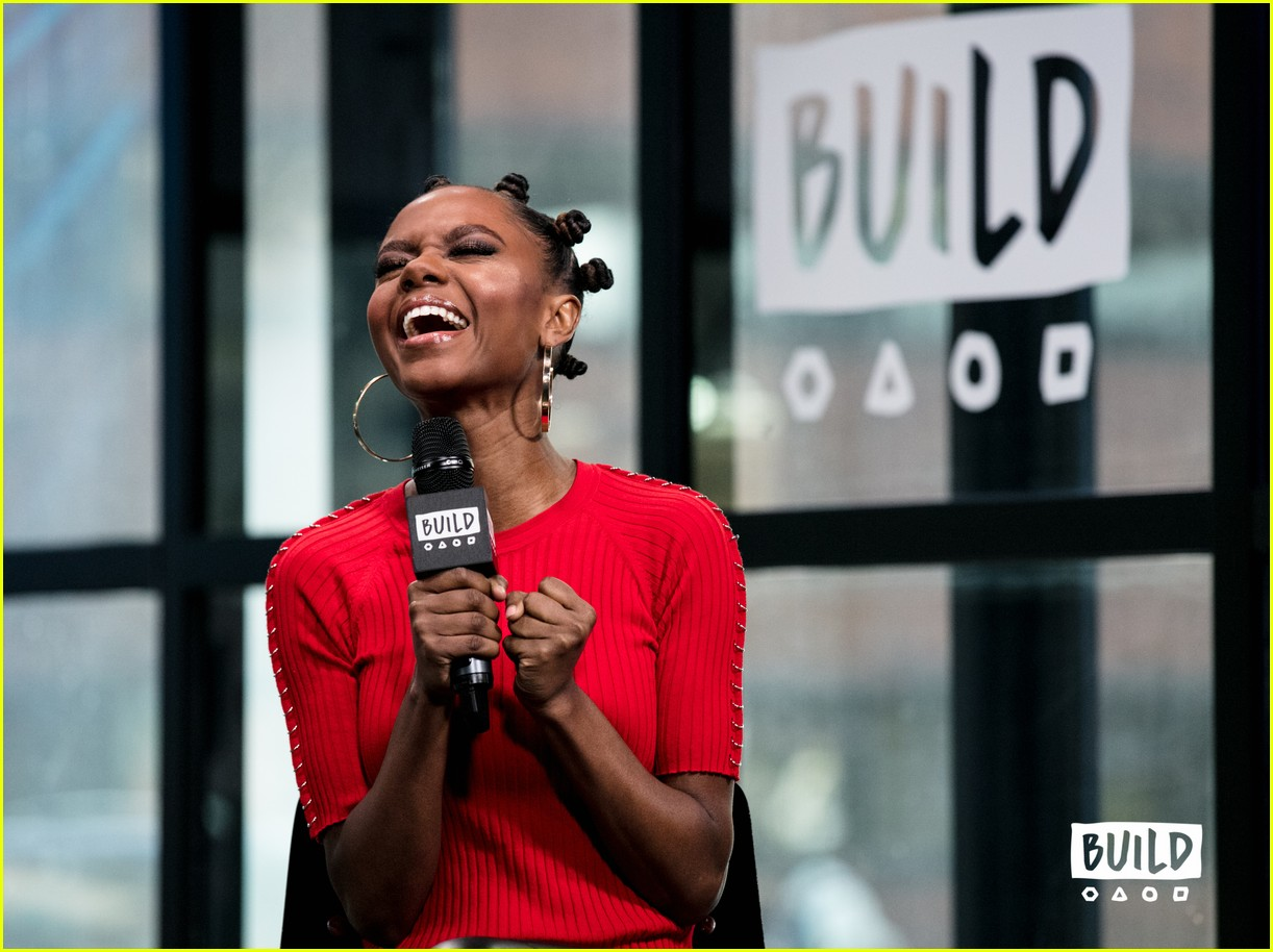 ashleigh murray aol studios nyc 03