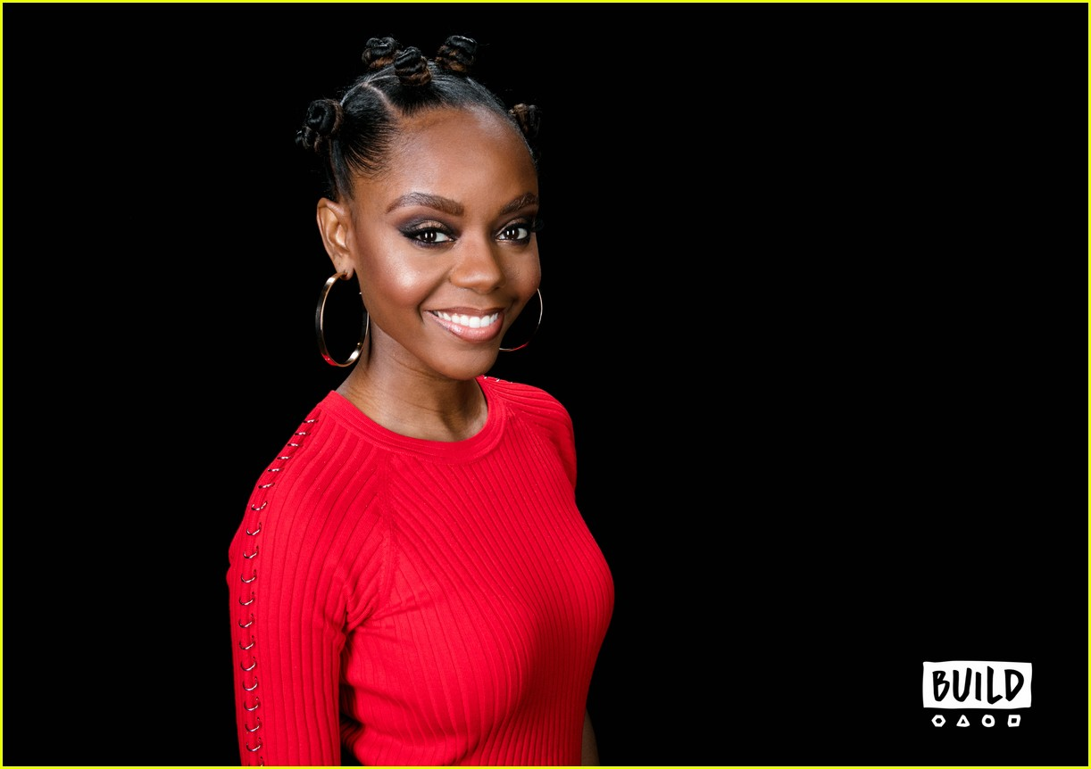 ashleigh murray aol studios nyc 06